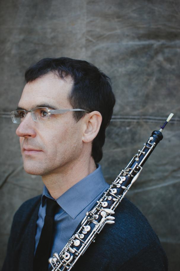Kyle Bruckmann, oboe