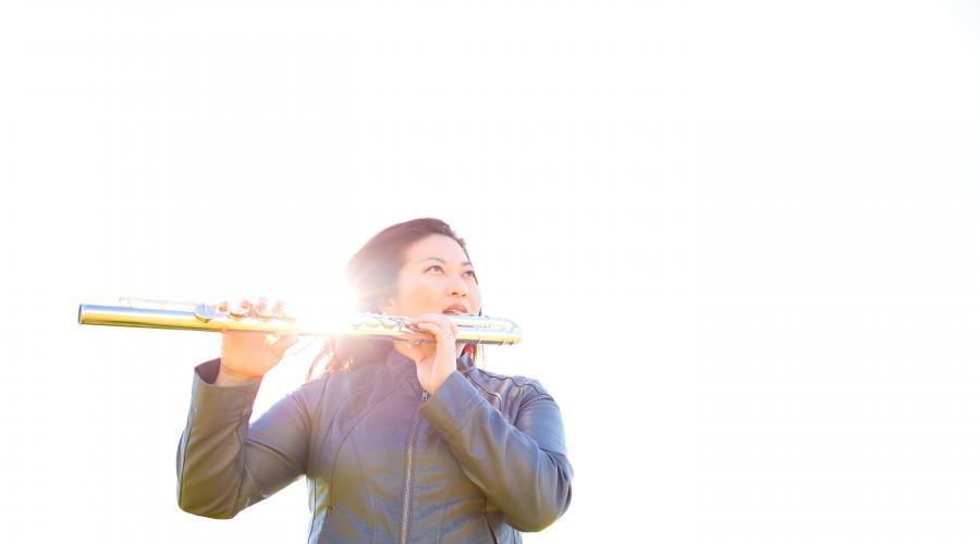 Meerenai Shim, flute